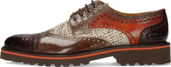 Melvin & Hamilton Heren Derby schoenen Henry 7