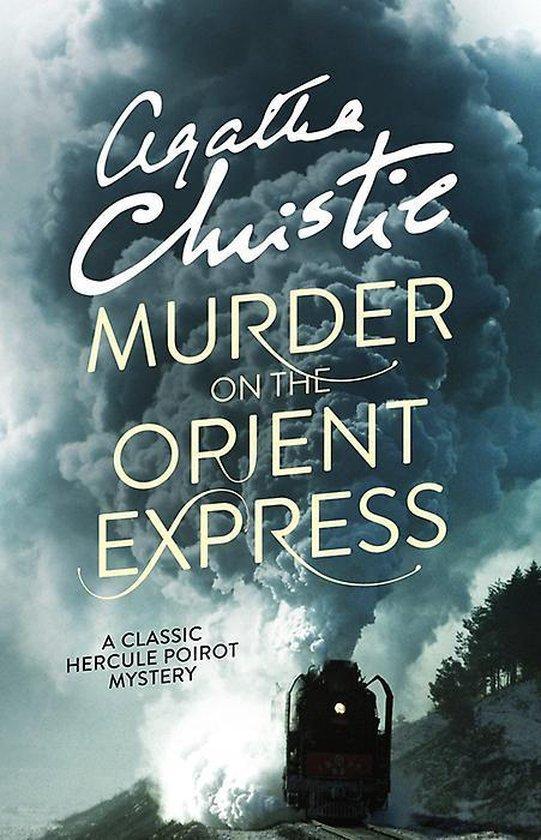 Boek cover Murder on the Orient Express (Poirot) van Agatha Christie (Paperback)