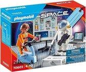 Bol.com-PLAYMOBIL Geschenkset 'Astronautentraining' - 70603 - Multicolor-aanbieding