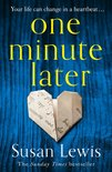 One Minute Later: the emotionally gripping psychological thriller from the bestselling author of My Lies, Your Lies