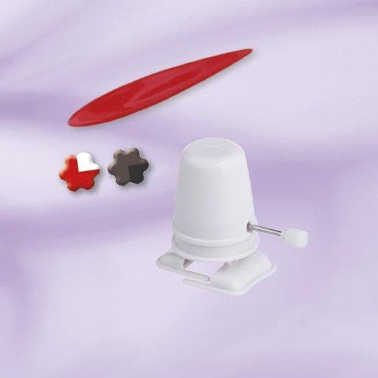 Totum foamdough robot rood - maak je eigen opwindrobot met zelfdrogende klei - Totum