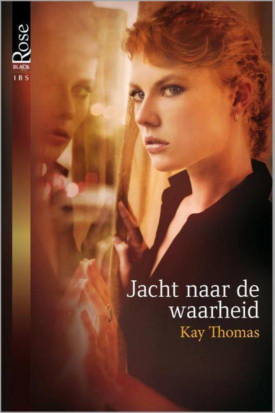Cover van het boek 'Jacht naar de waarheid'