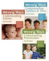 Understanding Infants, Toddlers & Twos, and Preschoolers Set