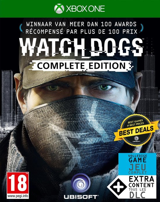 Watch Dogs – Complete Edition – Xbox One