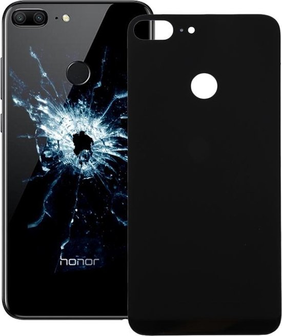 Let op type!! Back Cover for Huawei Honor 9 Lite(Black)