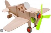 Terra Kids - Bouwpakket Vliegtuig
