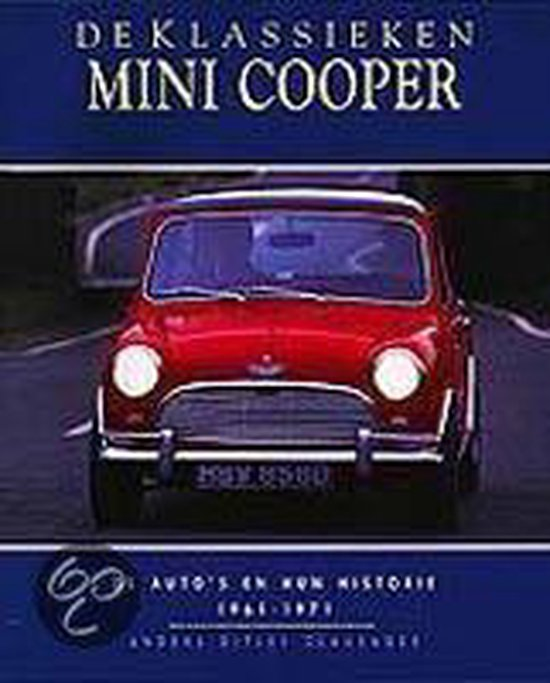 Mini cooper - Anders Ditlev Clausager |