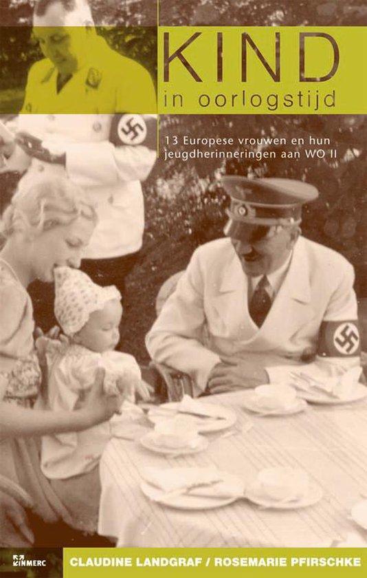 Kind in oorlogstijd - Claudine Landgraf  