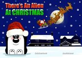 There's An Alien At Christmas