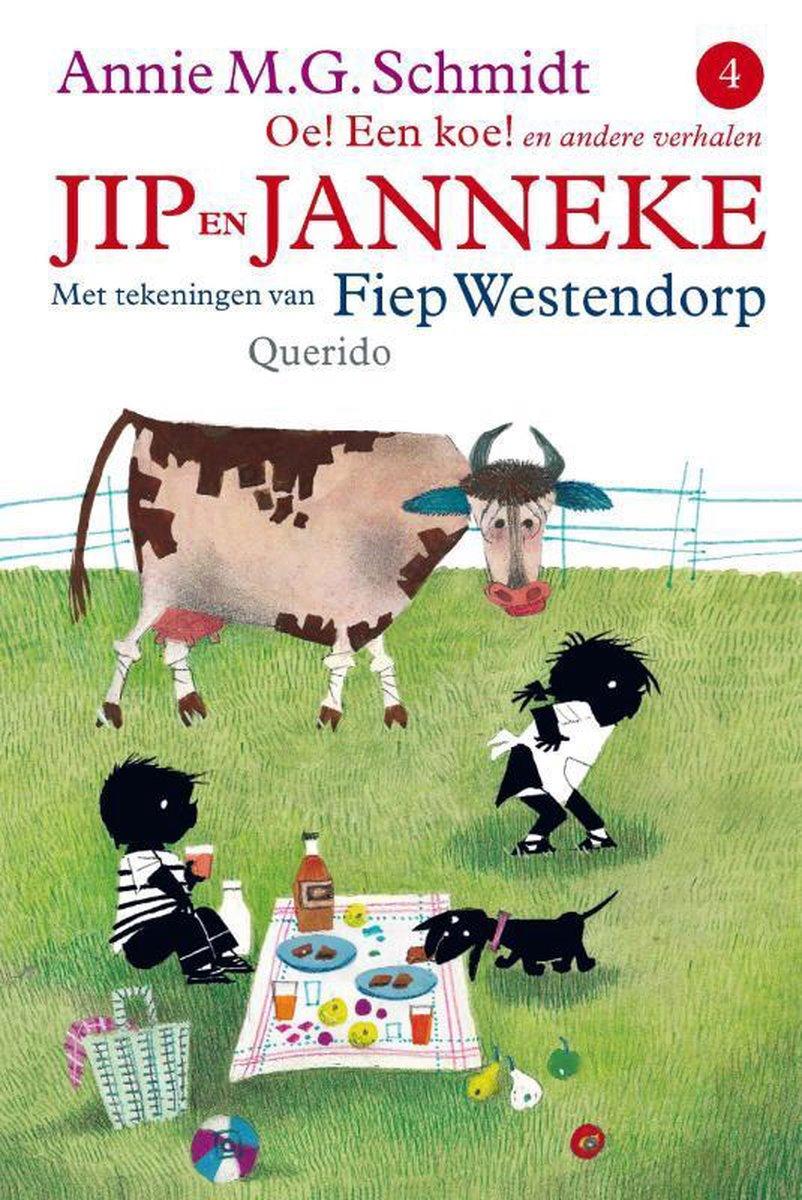 Jip en Janneke / Oe ! Een koe