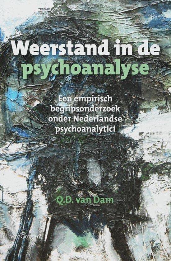 Weerstand in de psychoanalyse - Q. Van Dam   Fthsonline.com