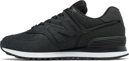 bol.com | New Balance - Dames Sneakers WL574URU - Zwart ...