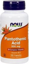 Pantothenic Acid Now Foods 100caps