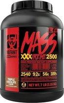 Mutant Mass XXTreme 2500 3180gr Triple Choco