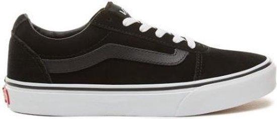 Vans WM Ward zwart sneakers dames (VA3IUN0XT)