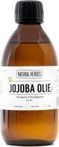 Natural Heroes Biologisch Jojoba Olie Koudgeperst - 300ml