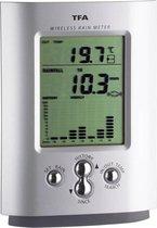 TFA-Dostmann 47.3003 digitale weerstation Zilver