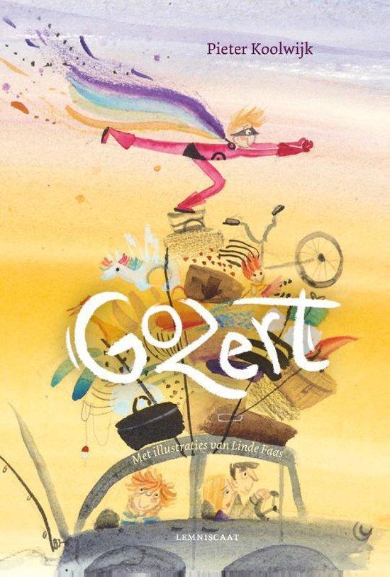 Boek cover Gozert van Pieter Koolwijk (Hardcover)