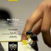 Musical Toys/Six Piano Etudes/Musica Ricercata