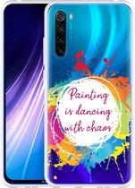 Xiaomi Redmi Note 8 Hoesje Painting