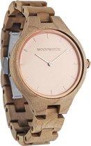 De officiële WoodWatch | Rose Ocean | Houten horloge dames