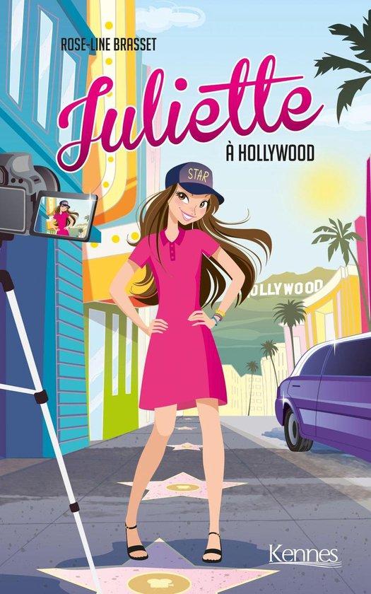 Omslag van Juliette à Hollywood