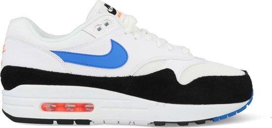 | Nike Air Max 1 AH8145 112 Wit Blauw Zwart 42.5