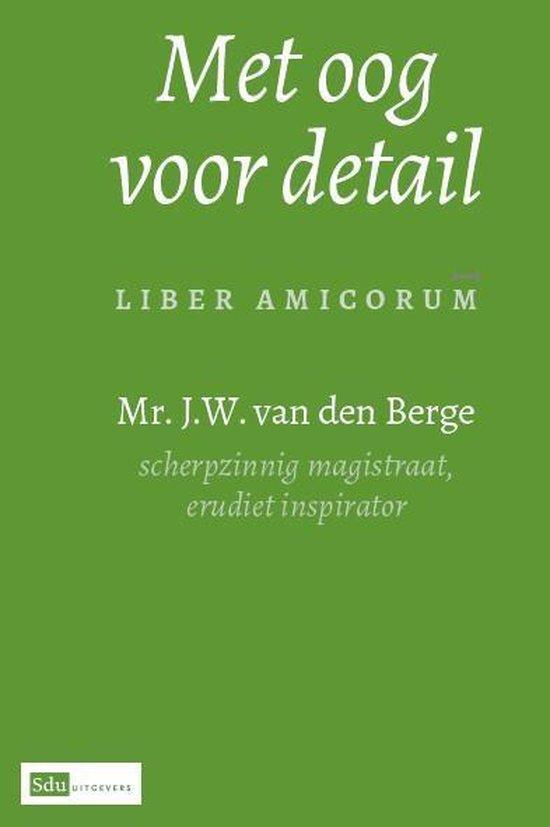 Met oog voor detail - L.J.A. Pieterse |
