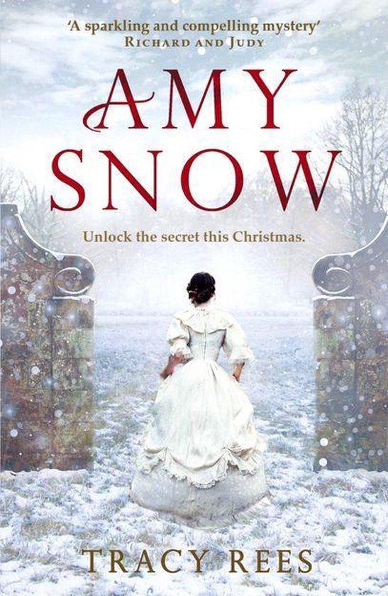 Boek cover Amy Snow van Tracy Rees (Onbekend)