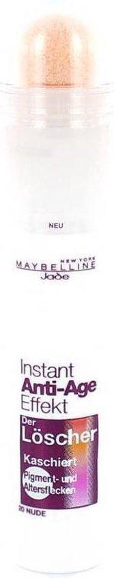 Maybelline Instant Anti-Age The Eraser Concealer - 20 Nude