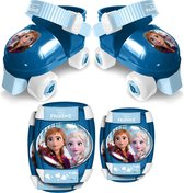 Disney Rolschaatsen Met Bescherming Frozen 2 Blauw Maat 23-27