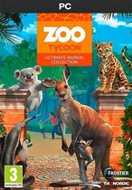 THQ Nordic Zoo Tycoon: Ultimate Animal Collection PC video-game Basis