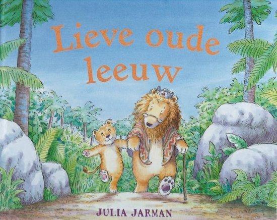 Boek cover Lieve oude leeuw van Julia Jarman (Hardcover)