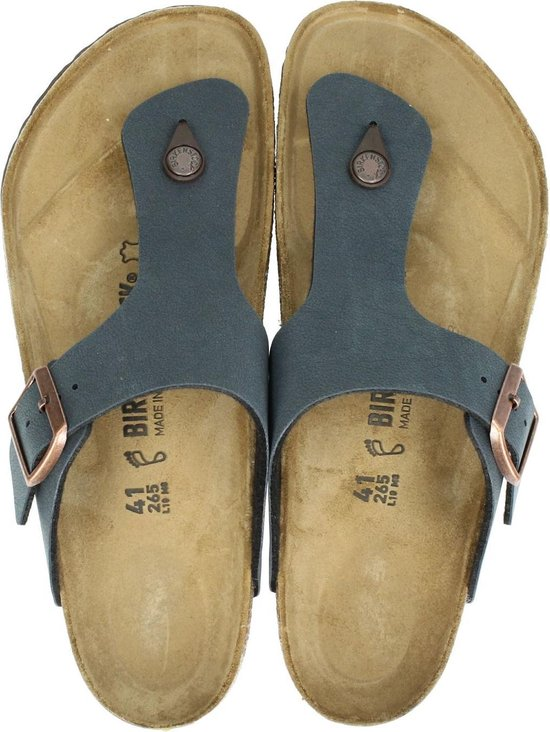 Birkenstock Ramses Heren Slippers Regular fit - Basalt - Maat 40