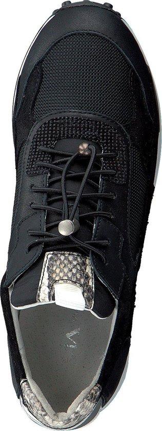 Via Vai Dames Sneakers Giulia - Zwart Maat 40 Bx25vx