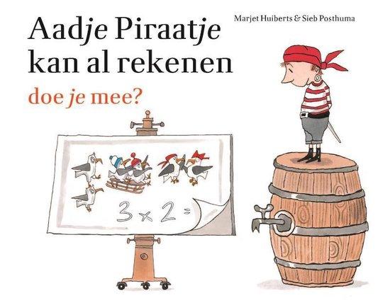 Aadje Piraatje kan al rekenen