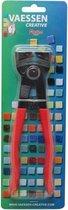 Vaessen Creative Tang - Mozaiek breektang - Blauw
