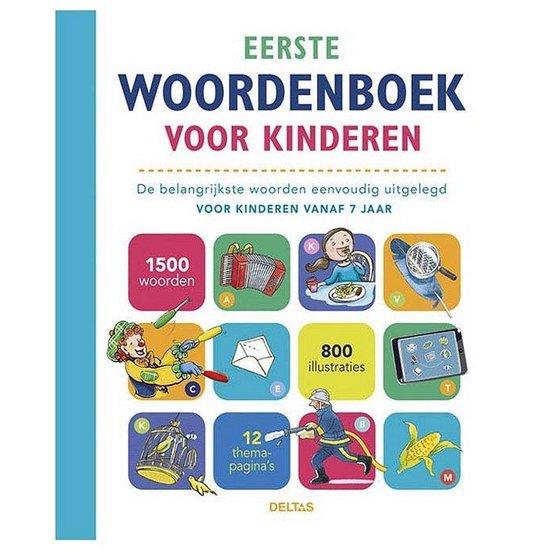 Eerste woordenboek voor kinderen - ZNU |