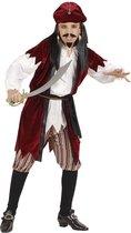 Pirates Of The Carribean Kostuum | Carribean Piratenjongen Jack Sparrow Kostuum | Maat 140 | Carnaval kostuum | Verkleedkleding