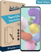 Just in Case Tempered Glass Samsung Galaxy A71 Protector - Arc Edges