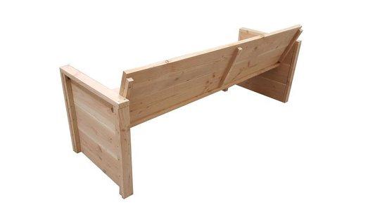 Wood4you - Tuinbank Vlieland - 'Doe het zelf' Bouwpakket -Douglashout