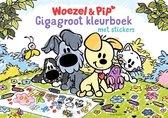 Woezel & Pip  -   Gigagroot Kleurboek