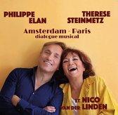 Philippe Elan & Therese Steinmetz - Amsterdam-Paris (Dialogue Musical)