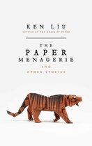 Boek cover The Paper Menagerie van Ken Liu