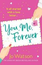 Omslag You, Me, Forever