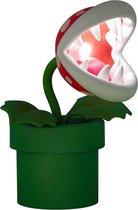 Paladone Nintendo Super Mario - Piranha Plant - 3D Lamp