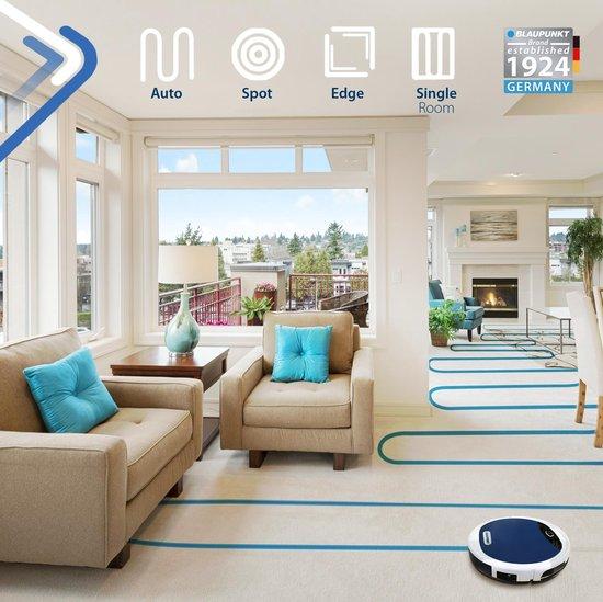 Blaupunkt Bluebot XEASY - Robotstofzuiger - BLUE edition