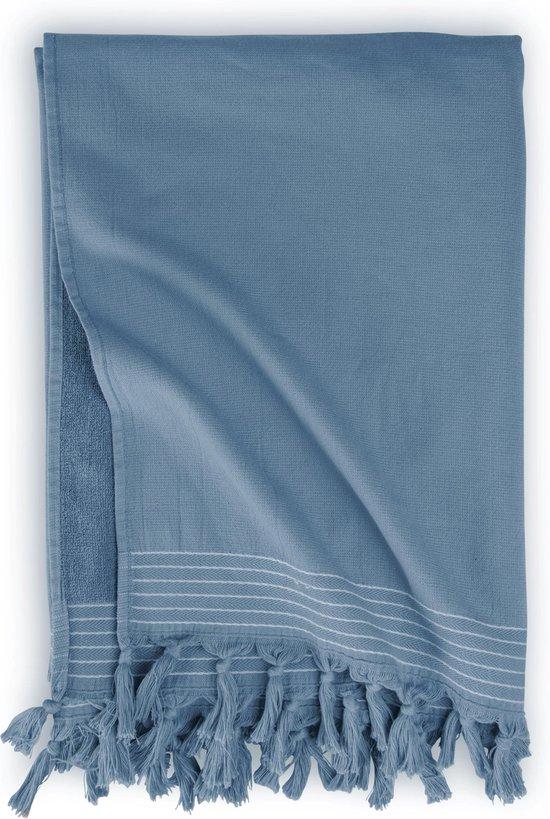Walra Hamamdoek Soft Cotton - 100x180 - 100% Katoen - Petrol