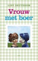 Vrouw Met Boer