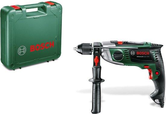Bosch AdvancedImpact 900 Boormachine - 900 W - Met koffer
